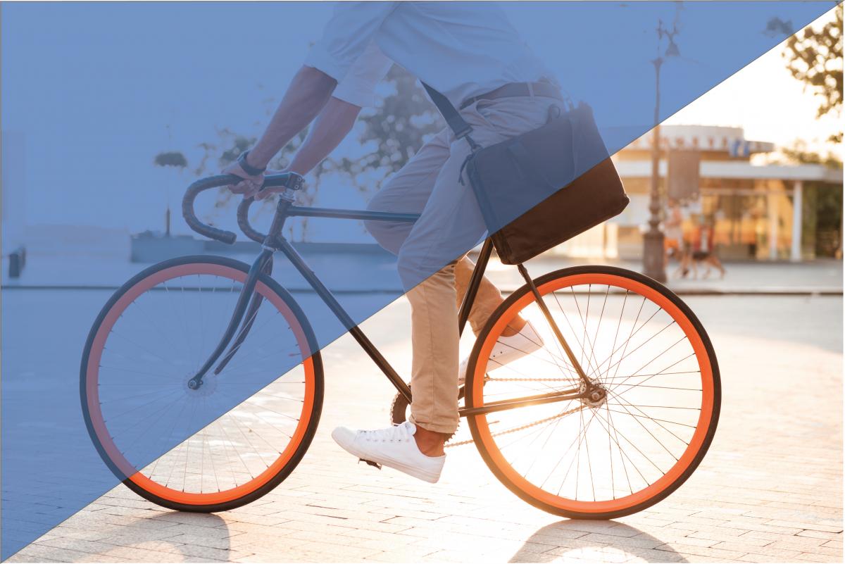 5 vantagens de ir de bicicleta para o trabalho